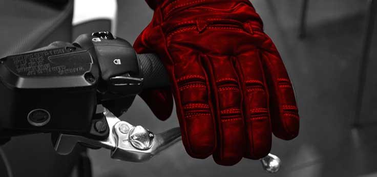 Odzież, rękawice